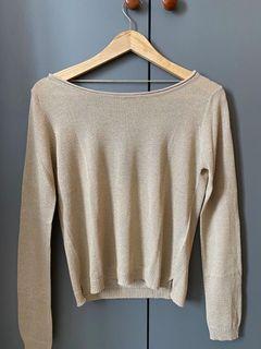 Sweater semi stradivarius