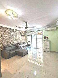 Taman Megah Ria / Jalan Jelatang / 2 Sty Terrace House / Renovated / Good Condition