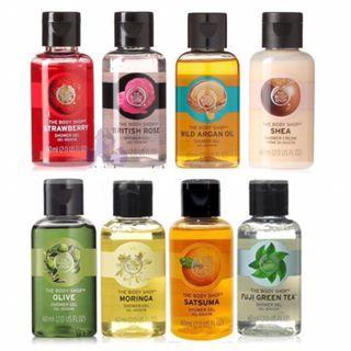 The Body Shop Original Shower Gel