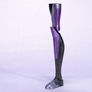 Tri-Sentinel left leg BAF Marvel Legends