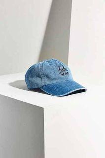 UO babe denim 棒球帽