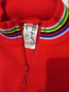 Vintage Cycling Jersey