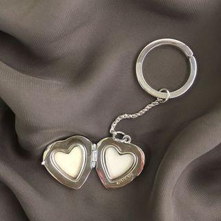 Vintage Tiffany & Co 925銀 心型鑰匙圈