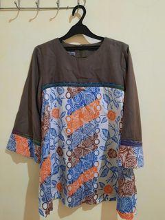 Virgie 1520 blouse batik