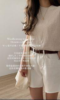 全新wool homing 的四月份連線代購香草短褲#女裝賣家