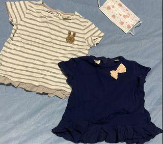 Zara kids and cotton on kids