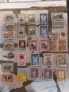 早期郵票~未使用