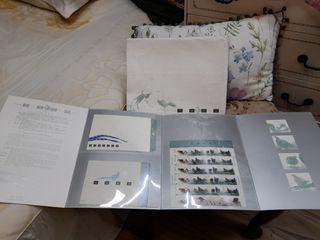 帝雉郵票~中華民國八十二年十一月 交通部郵政總局發行