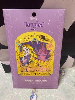 全新 迪士尼公主 樂珮-立體卡片 原價530