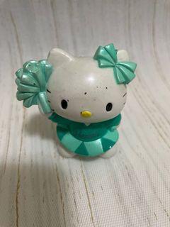 🎁免費送🎁啦啦隊 hello kitty  公仔 模型