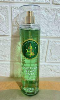 Bath & Body Works Vanilla Bean Noel Perfume Mist