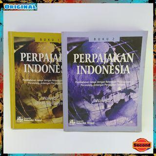Buku Perpajakan Indonesia Seri 1 & 2 Original By Waluyo Dan Wirawan B.Ilyas
