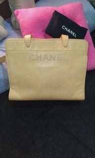 Chanel tote vintage seri5 authentic