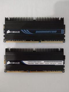 corsair ddr3 4g desktop memory