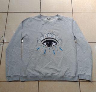 Crewneck Kenzo Eye Grey
