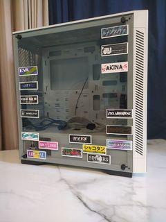 Deepcool Mattrexx 55 V3, (PC case, gaming case RAKK, TECWARE, computer case)