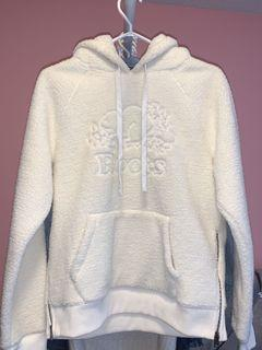 Fuzzy roots hoodie