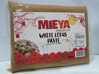 HALAL Mieya White Lotus Paste