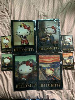 hello kitty museum art collection