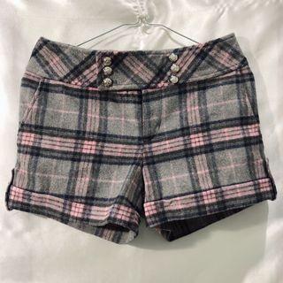 Hot pants tartan (free ong)