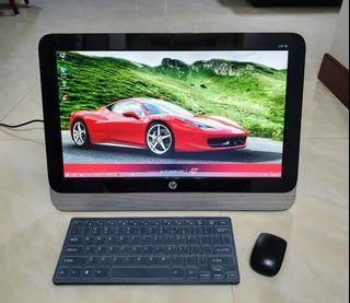HP 18 All-in-One