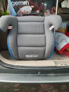 Infant car seat sparco