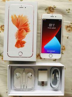 iPhone 6s 64gb FU‼️RUSH SALE