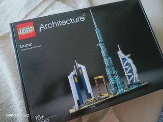 Lego Dubai Skyline
