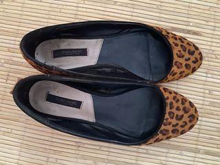Leopard Zara Shoes