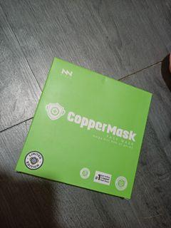 Limited Edition Copper Mask