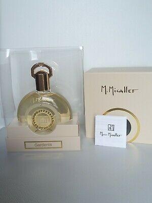 M Micallef Gardenia Eau de Parfum 100ml