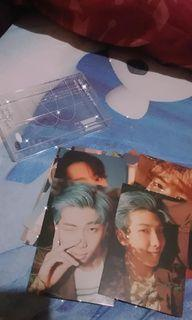 [OFFICIAL] Photocard Hybe RM + Case