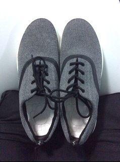 Paul Sperry Men Son-R Flex Deck Shoe Top-Sider CVO Sneaker Black Multi Knit Size 10 US men