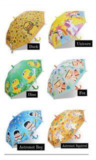 Payung Anak Karakter Import