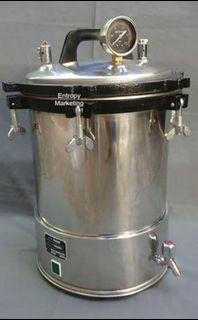Portable Autoclave Sterilizer 18L