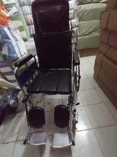 Reclining Commode Wheelchair Mags