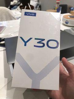 Sealed vivo Y30  4+128