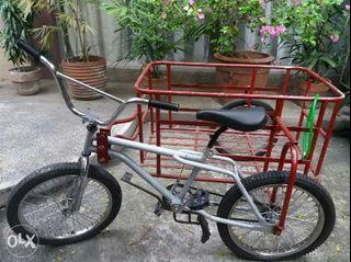 Sidecar with bike for sale