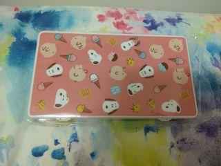 Snoopy 口罩收納盒
