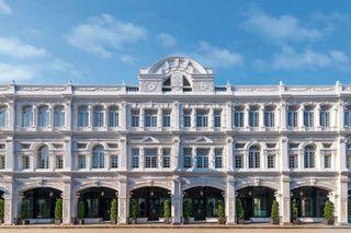 The Capitol Kempinski Hotel Singapore Staycation Classic Room 2-night stay with breakfast for 2 adults daily + $50nett F&B dining credit + Complimentary late check-out at 3pm,subject to availability + Complimentary non-alcoholic beverages in the minibar