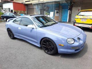 TOYOTA            CELICA GT      1998     2200cc