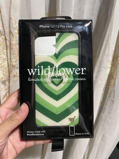Wildflower matcha love iPhone 12/12 pro case