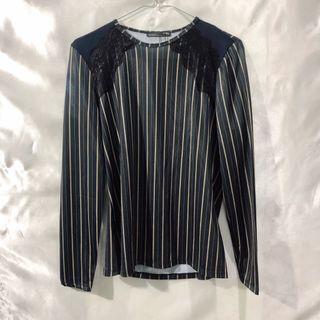 Zara top (free ong)