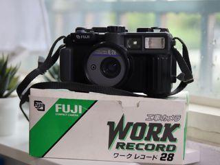 【328】Fuji work K-28 底片相機 菲林