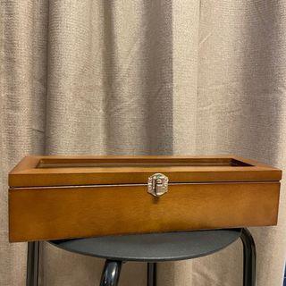 原木色 木錶盒