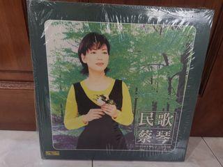 蔡琴 民歌 2 Lp