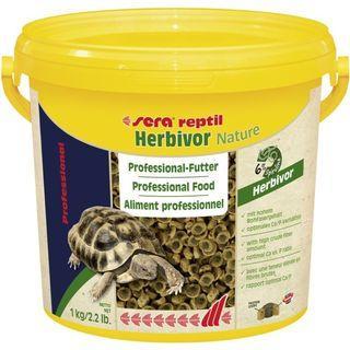 柴灣水中情 Sera陸龜夾心糧 1kg Reptil Professional Herbivor Nature  #SE01814