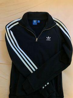 Adidas quarter zip hoodie
