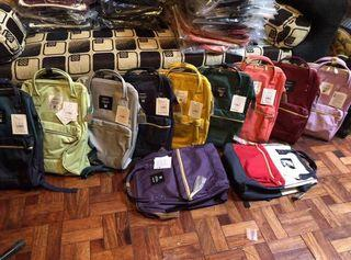 Anello canvas classic backpack
