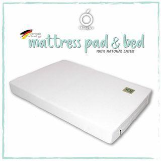 Dooglee Mattress Pad 65 x 95 x 5 cm Matras Tidur Bayi